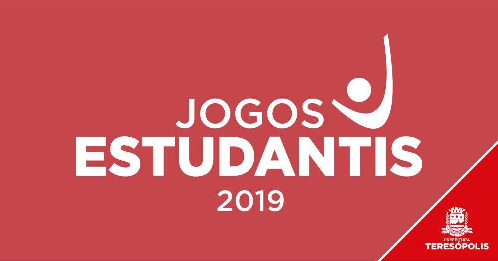 Vêm aí os Jogos Estudantis 2019