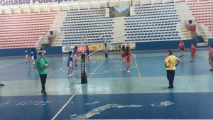 Voleibol - Sakurá x CEDAL